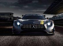 Mercedes-AMG GT3 фото