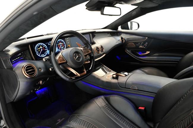 Салон Брабус 850 6.0 Biturbo Coupe