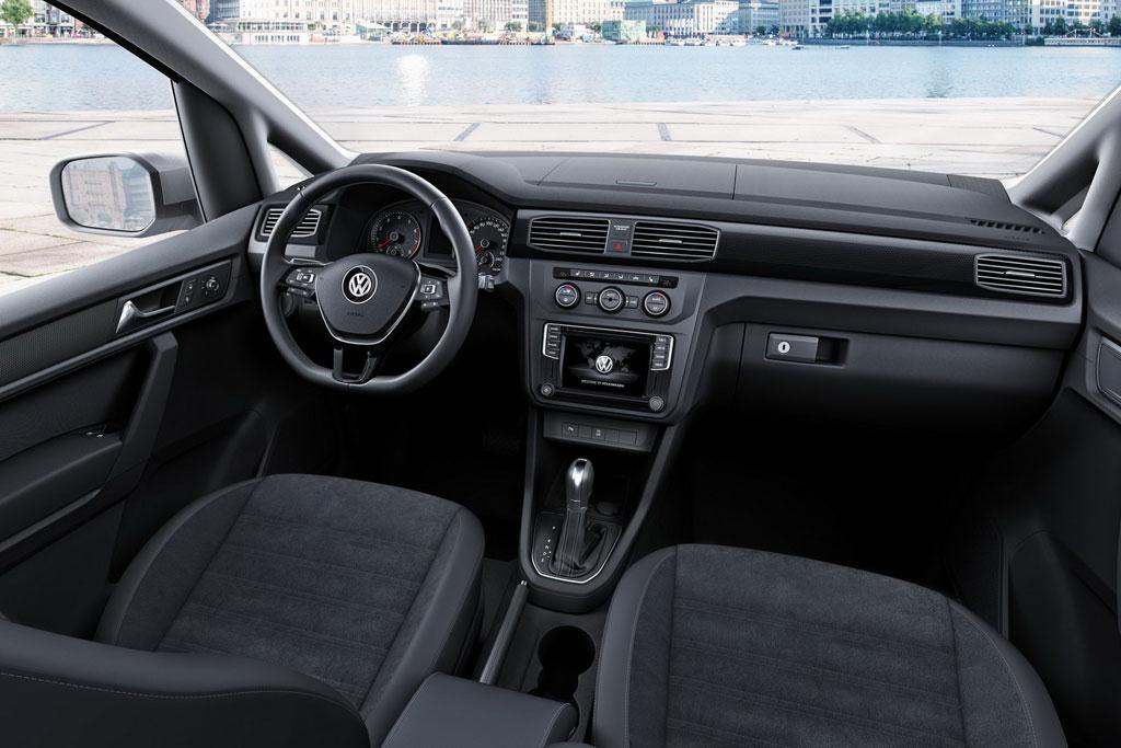 Салон Volkswagen Caddy 4