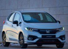 Новая модель Honda Jazz 2018 фото
