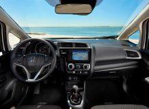 Салон новой Хонда Джаз 3