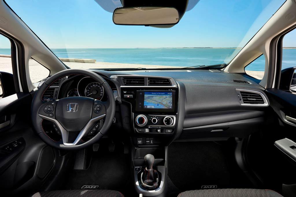 Салон Хонда Джаз 3