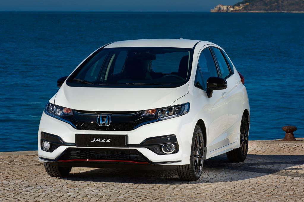Новая Honda Jazz 3 поколения