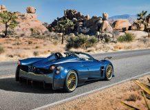 Pagani Huayra Roadster фото