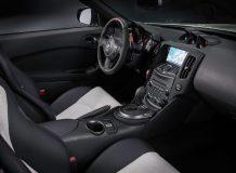 Салон Nissan 370Z Roadster Nismo