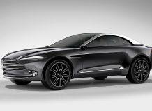 Aston Martin DBX Concept фото