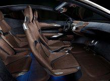 Фото салона Aston Martin DBX Concept