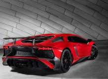 Фото Lamborghini Aventador LP750-4 SV
