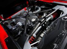 Двигатель Lamborghini Aventador Super Veloce