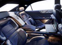 Интерьер Lincoln Continental Concept