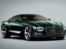 Bentley EXP 10 Speed 6 Concept фото