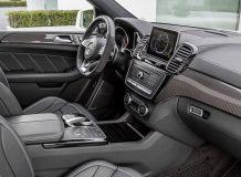 Фото салона Mercedes-AMG 63 GLE