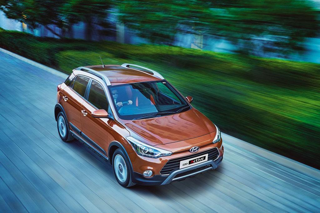 Hyundai i20 Active фото