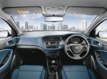Фото салона Hyundai i20 Active