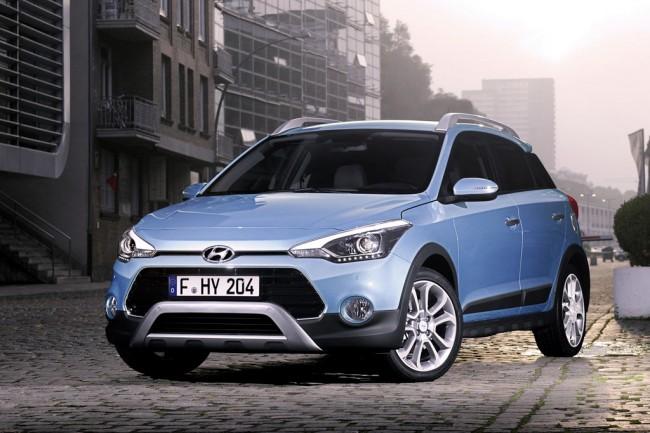 Вседорожный хэтчбек Hyundai i20 Active