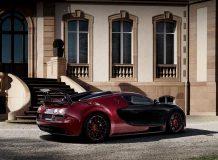 Bugatti Veyron Grand Sport Vitesse La Finale фото