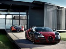 Фото Bugatti Veyron La Finale