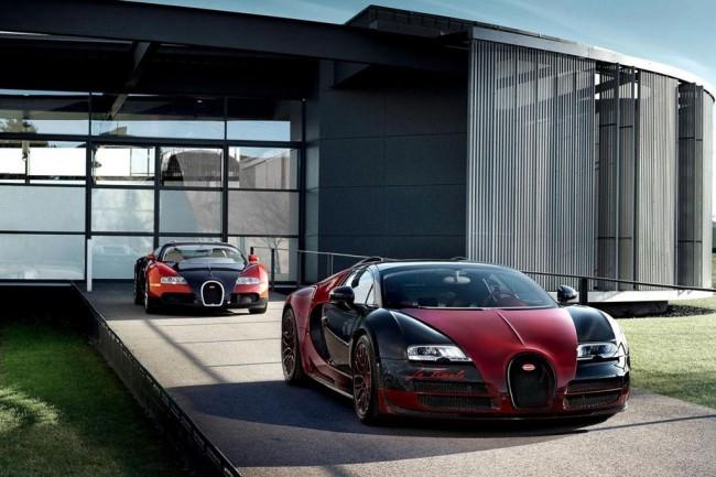 450-ый Bugatti Veyron La Finale