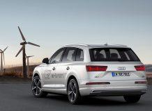 Audi Q7 e-tron quattro фото