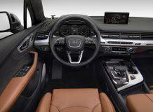 Фото салона Audi Q7 e-tron