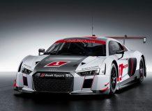 Audi R8 LMS 2016 фото