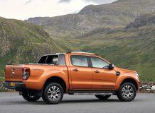 Ford Ranger Wildtrak 2016 фото