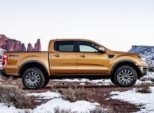 Ford Ranger 2018 фото