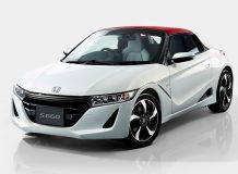 Honda S660 Concept Edition фото