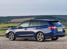 Subaru Levorg фото