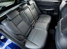 Интерьер Subaru Levorg