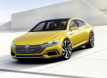 Volkswagen Sport Coupe Concept GTE фото