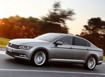 Европейским автомобилем года 2015 стал VW Passat B8