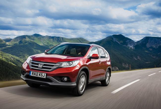 Кроссовер Honda CR-V в России стал дешевле на 15%