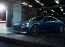 Subaru BRZ STI Performance фото