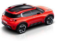 Citroen Aircross Concept фото
