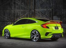 Honda Civic Concept фото