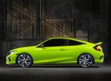 Фото Honda Civic Concept 2015