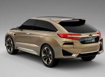 Honda Concept D фото