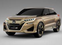 Фото прототипа Хонда Концепт Д