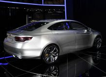 Geely Emgrand Concept фото