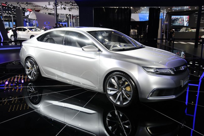 Geely Emgrand Concept