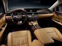 Фото салона Lexus ES XV60