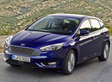 Обновленный Ford Focus 2015