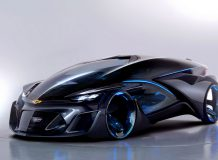 Chevrolet NFR Concept фото