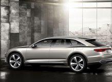 Audi Prologue Allroad фото