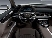 Фото салона Audi Prologue Allroad