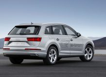 Audi Q7 e-tron 2.0 TFSI quattro фото