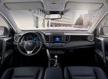 Фото салона Toyota RAV4 Hybrid