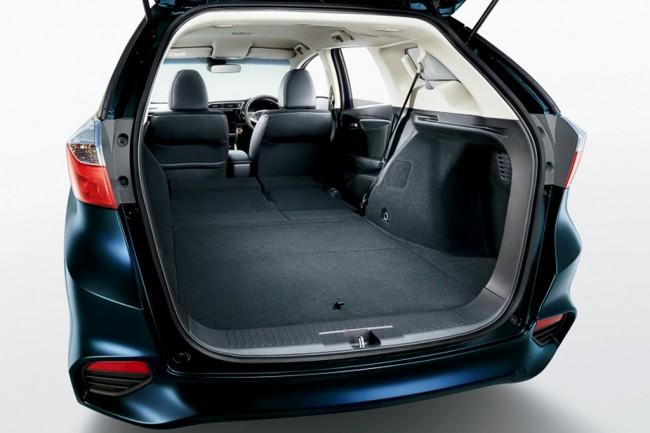 Багажник новой Хонда Шаттл