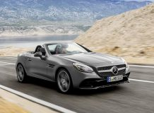 Mercedes-Benz SLC фото
